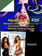 Hepatitis and STD