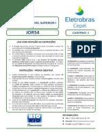 Prova Cepel - Biorio 2014 - JOR54-SUP-I