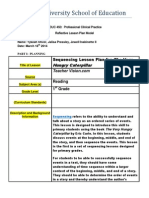 reflective lesson plan model - 450 - revised 20132edu 328 technogloy for teachers