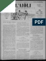 L'Aiòli. - Annado 02, n°41 (17 deFebrié 1892)
