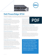 Server Poweredge r710 Specs En