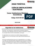 ELEC-09-023 PLANIFICACIÓN DE INSTALACIONES ELÉCTRICAS ppt
