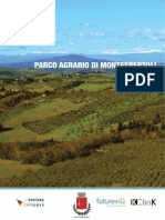 Parco Agrario di Montespertoli. Resoconto del workshop di scenario planning.