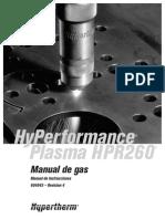 Hyperterm Hpr260 Gas Manual Espanol