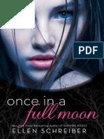 01 - Uma Vez Na Lua Cheia
