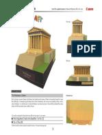 Parthenon Piezas