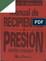 Manual de Recipientes a Presion Megyesy