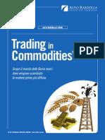 Commodity Spread Trading