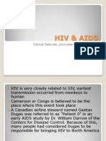 Unknown HIV