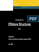 Offshore Structures Slides