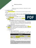 Direito Processual Penal - Segunda Unidade