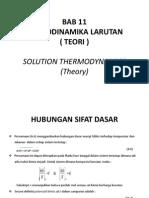 Termodinamika 2 Bab 11