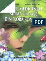 Plante Medicinale Miracoloasea Din Flora Romaniei