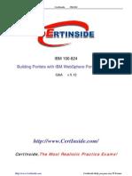 IBM WebSphere Portlet Factory 6 Certification