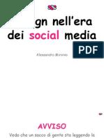 Design Nell'Era Dei Social Media