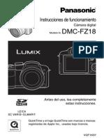 Manual FZ 18