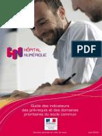 DGOS Guide d Indicateurs Programme Hopital Numerique - Avril 2012-2