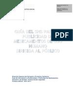 GUIAdelSNSdePUBLICIDADdirigidaalpbli