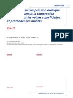 Compression Degressive Versus Progressive