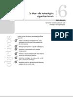Planejamento e Gestao Estrategicos Aula 06 Vol 1