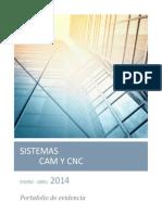 Portafolio Sistemas CAM y CNC