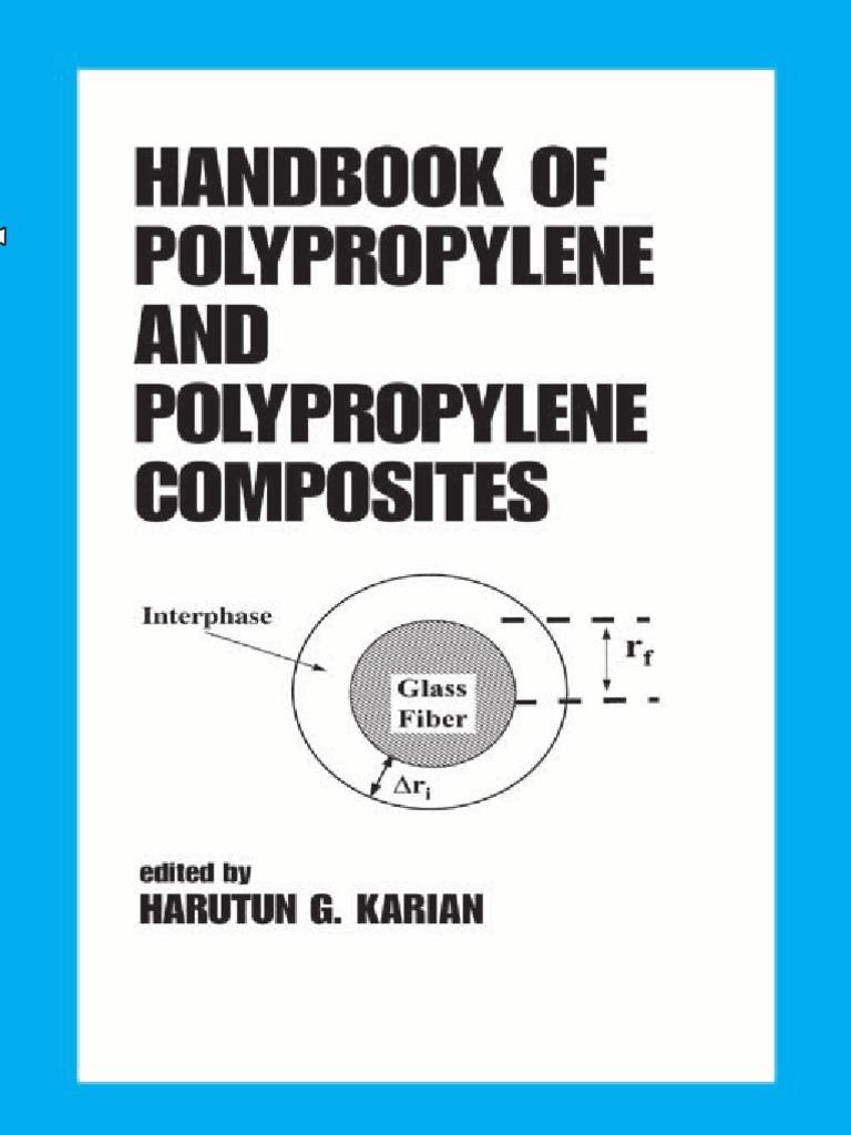 Handbook of polypropylene polyethylene polymers fandeluxe Image collections
