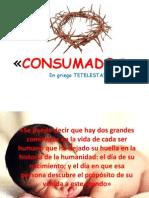 Consumado Es