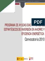 Programa Ayudas Proyectos Estrategicos 2010 Web IDAE (4)