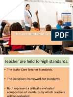 the accountable teacher