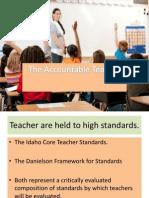 the accountable teacher