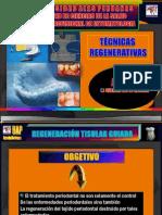 Trabajo de Periodoncia-m.regenerativos