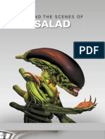 Making of -- The Salad Monster