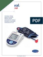 Tensoval Duo 2 Manual Utilizare RO