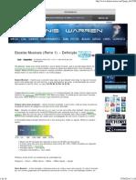 Denis Warren - Escalas - 1