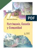 Patrimonio Escuela y Comunidad