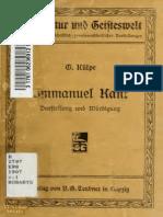 Immanuel Kant 00 Klu of t