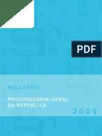 Relatorio 2009da PGR