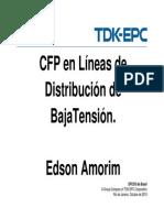 PFC en Línea de Distribución de Baja Tensión