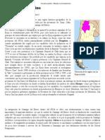 Noroeste Argentino - Wikipedia, La Enciclopedia Libre