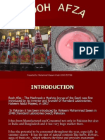 Rooh Afza Revised
