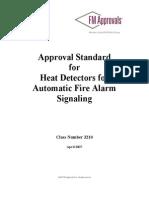 Fm Heat & Smoke Detector
