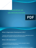 OD Intervention Ppt.