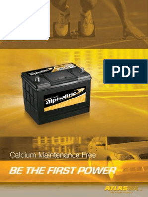 Hankook MF53522/ Car Battery