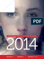 Harlequin Adult Fiction Catalog 2014