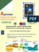 presentacion  agroindustrial