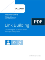 The Last Guide to Link Building You Will Ever Need