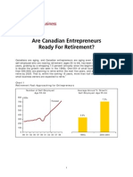 CIBC - Are Canadian Entrepreneurs
