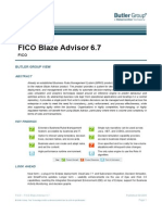 Blaze Advisor Fico Blaze Advisor 6.7