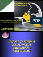 PT 4.8 - Iatrogenik Kedokteran Gigi Di Bidang Prostodonsia