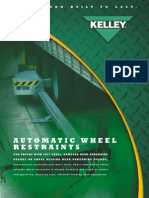 Kelley Automatic Wheel Restraints Brochure